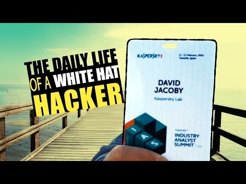 The daily Life of a White hat hacker in One Minute