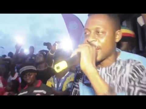 Big G Baba - Problem Dey (live performance) (Cameroon) (Music Camerounaise)