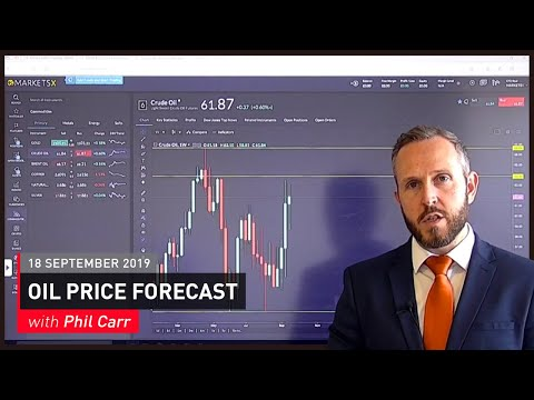 COMMODITY REPORT: Crude Oil Price Forecast: 18 September 2019