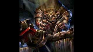 Rapport de bataille warmachine #46 : Elara2 / Lord Carver (Beignet 1er)