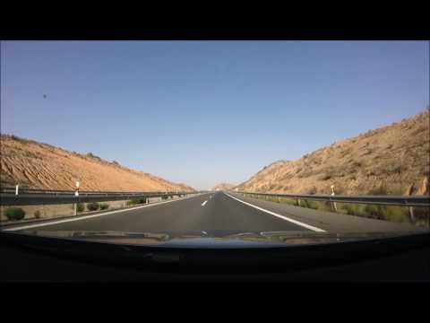 [Roadtrip 2  #10 - Spain] A-7: A-91 To A-7 In Alicante, Murcia (1/2)