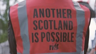 Independence Minded?: the Radical Independence Campaign mass canvas