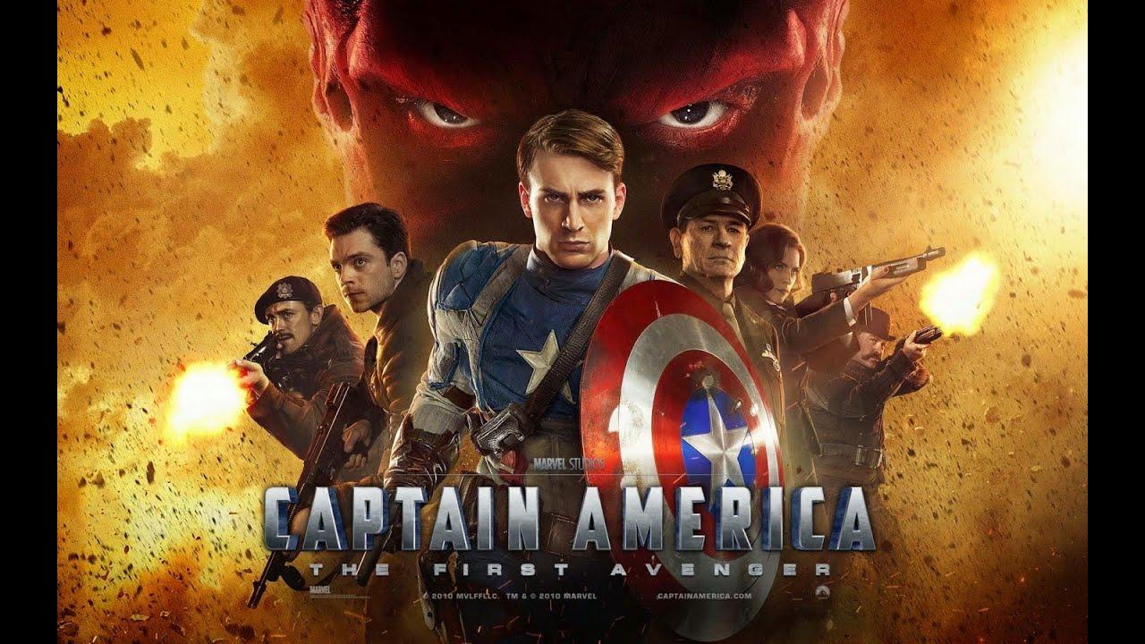 Capitán América El Primer Vengador 2011 Tráiler Oficial Doblado Al Latino Youtube