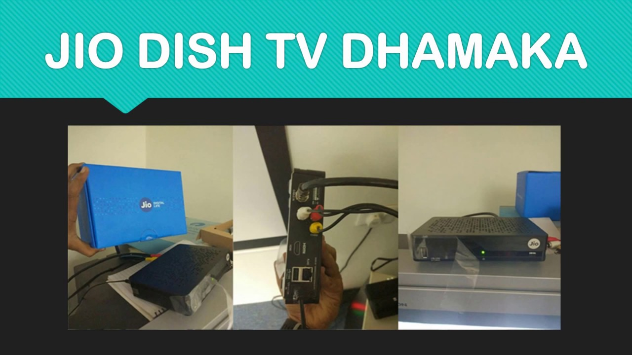JIO DISH TV Price   Jio Dish TV LAUNCH DATE AND Monthly Packages list