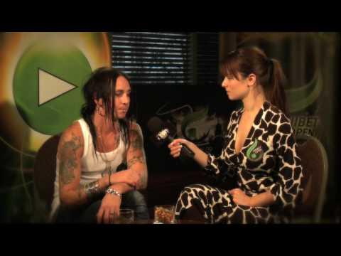 Interview with Dregen from Backyard Babies.