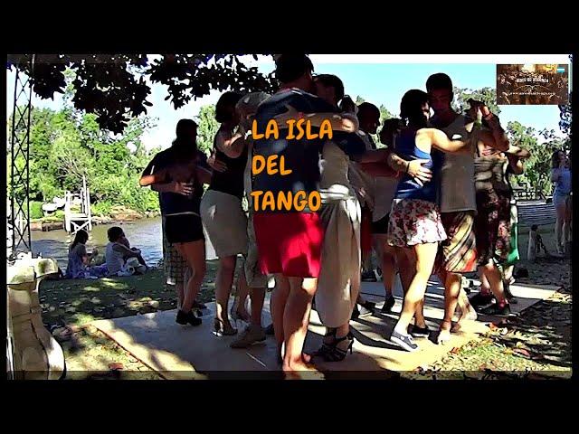 Recuerdos tangueros de cada fin de año Isla del Tango, Tigre, Buenos Aires