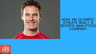 Why an Olympic athlete runs a sports analytics company with Craig Buntin