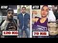 How I lost 50kgs ? | CRAZY Body Transformation | Weight loss Motivation 2018 | Fat to Fit