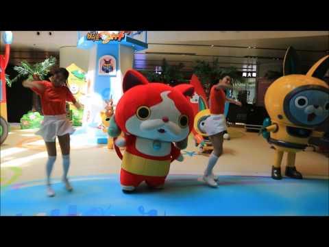 YokaiWatch Summer Dance (Jibanyan Edition)