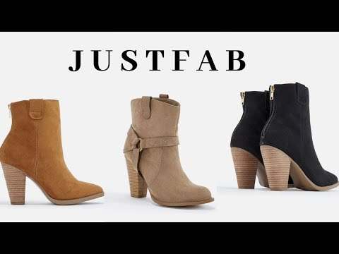 7 DOLLAR JUST FAB BOOTS/TRY ON HAUL