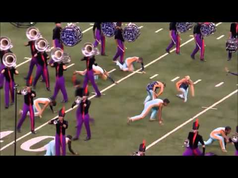 Carolina Crown 2013- Closer