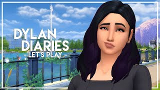 MY SIMS ARE OLD AND DYING // The Sims 4: Dylan Diaries #21