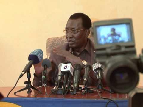 Présidentielle au Tchad : Idriss Deby quasi assuré d'être réélu