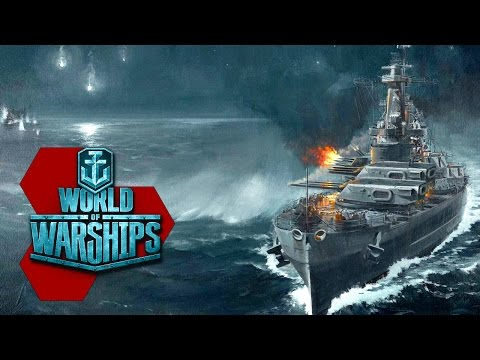 World of Warships - MMORPG com