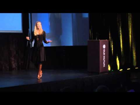 Robyn Scott - The Power of Asymmetric Connections
