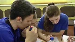 В Ревде прошли соревнования юных инженеров