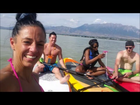 R7 Watersports: Our Paddleboarding Adventures (Salt Lake City & surrounding Areas)