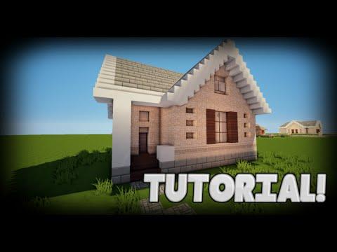 Minecraft como hacer una casa de campo bonita y sencilla for Como construir una casa de campo