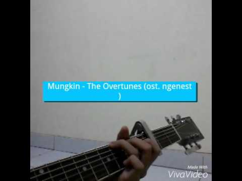 Mungkin - The Overtunes (Ost.ngenest) Fingerstyle Cover