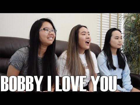 Bobby- I Love You (Reaction Video)