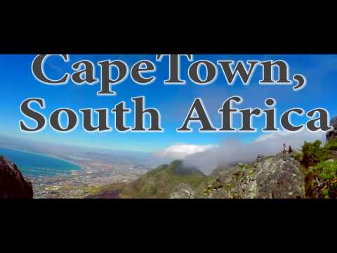 Capetown, South Africa (Gopro, DJI Mavic Pro)
