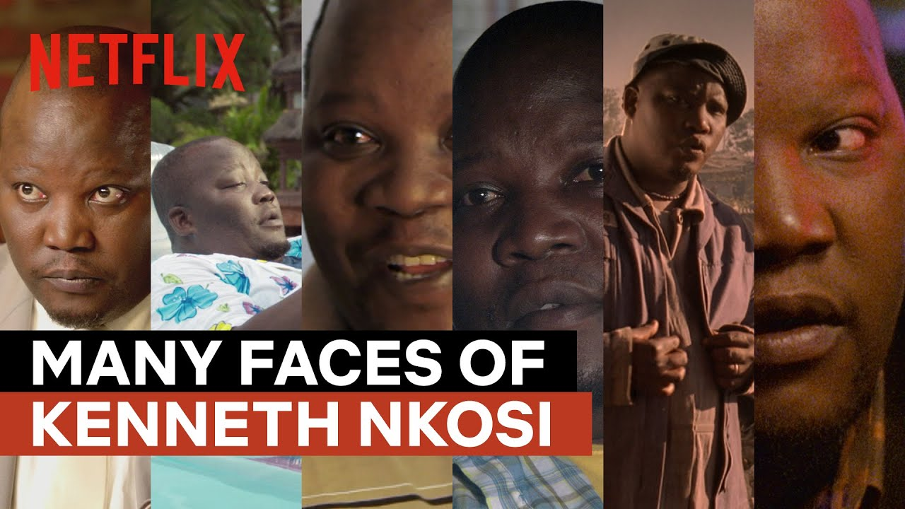 Download The Many Faces of Kenneth Nkosi