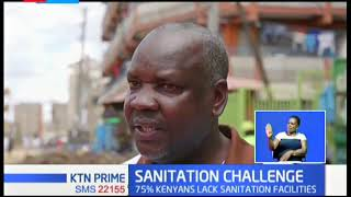 Spotlight on Nairobi\'s sanitation challenge ahead of summit