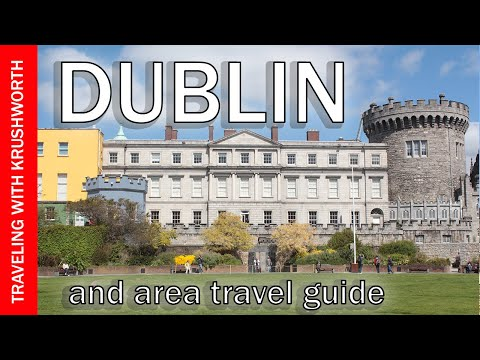 Best places to see in Dublin Ireland (what to do); top tourist attractions | travel guide video