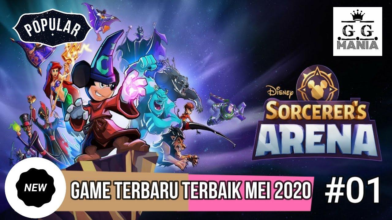 disney sorcerer's arena  game android terbaru terbaik