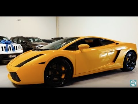 How Much Does It Cost To Own A Lamborghini? - YouTube
