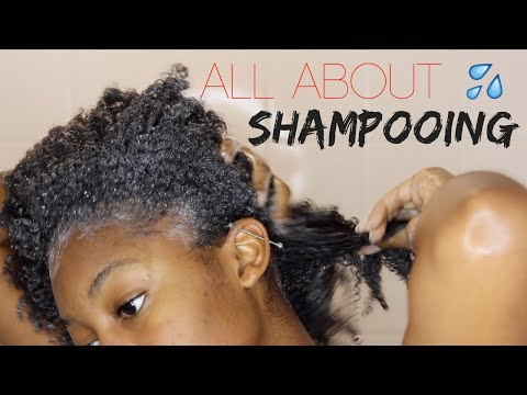 ❃CURLS WITH KAICE❃ EPI. 11   How Often Should You Shampoo? + My Fave Shampoos