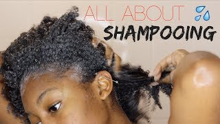 ❃CURLS WITH KAICE❃ EPI. 11 | How Often Should You Shampoo? + My Fave Shampoos