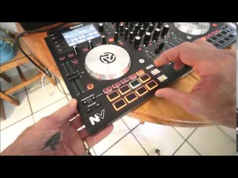 NUMARK NV FEATURES AND EFFECTS overview by ellaskins the DJ Tutor