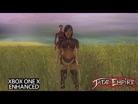 Jade Empire - Xbox One X Enhanced 4k Gameplay | Backwards Compatibility (2160p)