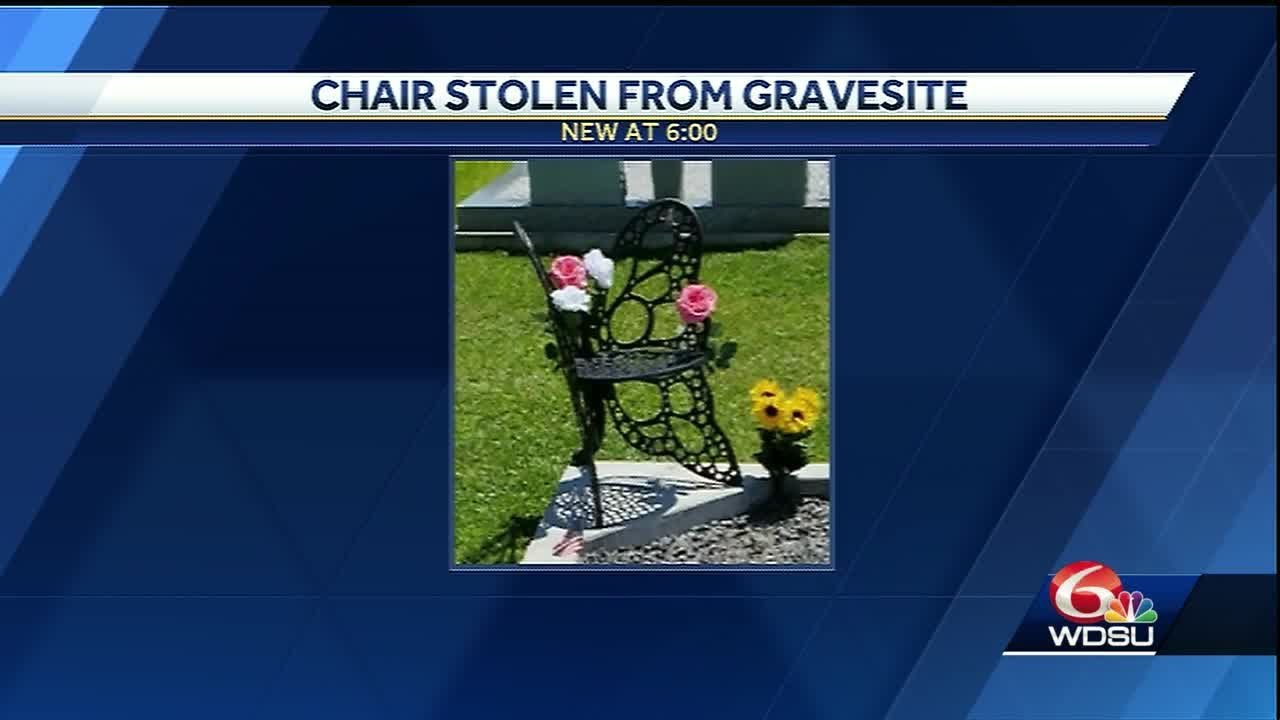 hammond-police-seeks-stolen-chair-from-grave-at-cemetery