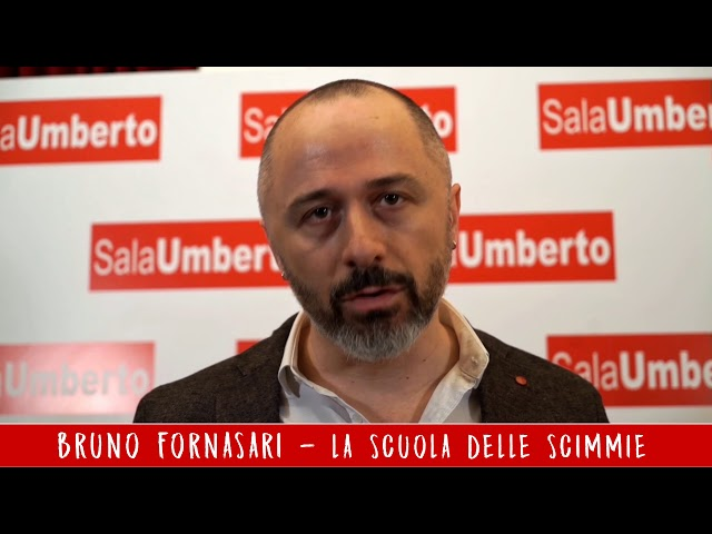 SALA UMBERTO - LA SCUOLA DELLE SCIMMIE