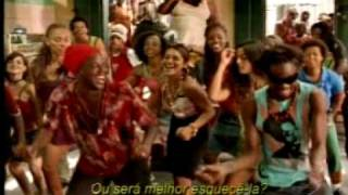 OH LORD Beyonce no pelourinho cantando I MISS HER do Olodum.