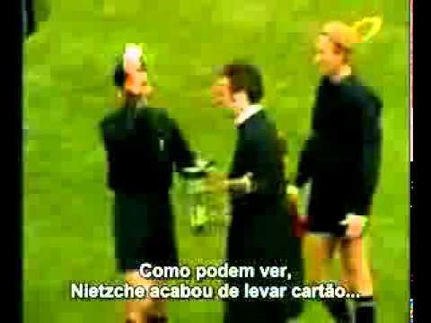Monty Python   The Philosophers' Football Match