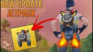 Fortnite svenska en direct / ny jet-pack i fortnite!