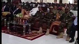 Maasha'Allaah Askari Somaliyeed Oo Qur'aan Cod Macaan Ku AKhrinaya Waa C/fataax Cabdullaahi