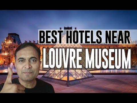 Best Hotel   Accommodation Near Louvre Museum, Paris