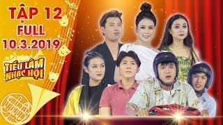 Tiếu lâm nhạc hội|Tập 12 full: Huỳnh Qúy lạc trôi vào nhà xác để trộm chó và cái kết thumbnail