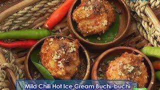 Kusina Master: Chef Boy Makes Mild Chili Hot Ice Cream Buchi-buchi