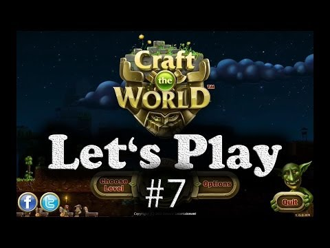 Lets Play Craft the World Early Access 7 |
