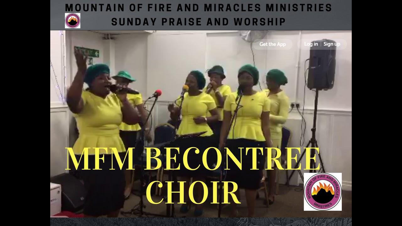 Mfm Spiritual Warfare Songs The Night Of Champions Aug  Mfm Becontree Choir