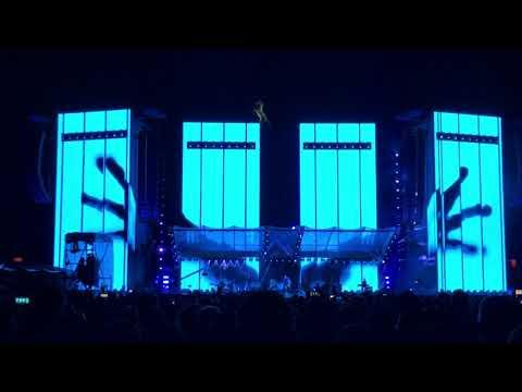 """The Rolling Stones """"Paint it Black"""" 8/10/19 Denver Colorado"""