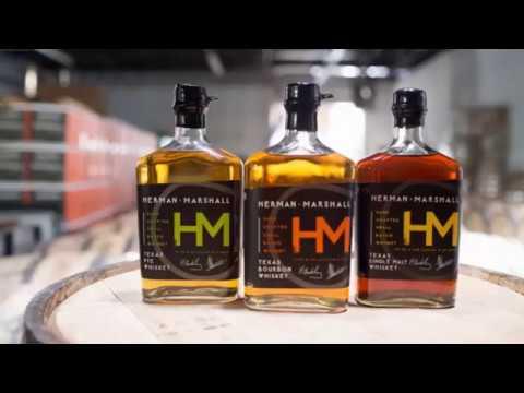 Herman Marshal Whiskey- Voice Over Bob Baker