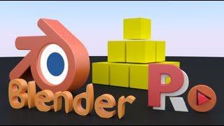 Blender. Начало. Видеоуроки blender на русском языке. Урок№001