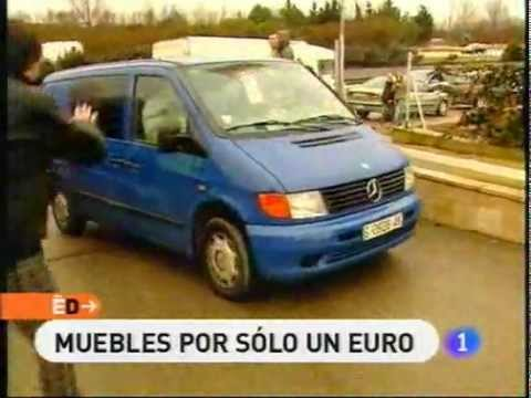 Tve muebles a 1 euro en muebles boom youtube - Muebles boom 1 euro ...