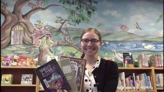 video thumbnail: Tween Book Talk - 3 Graphic Novels